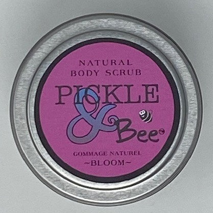BODY SCRUBS by Pickle & Bee