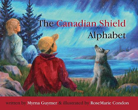 THE CANADIAN SHIELD ALPHABET by Myrna Guymer