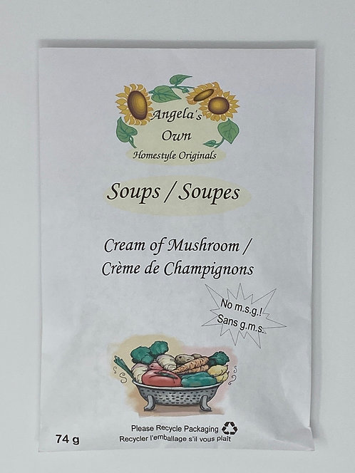 SOUP MIXES by Angela's Own Homestyle Originals