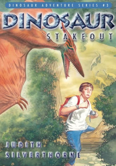 DINOSAUR STAKEOUT by Judith Silverthorne