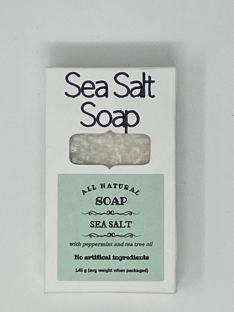 SEA SALT SOAP by LouLou's Kitchen