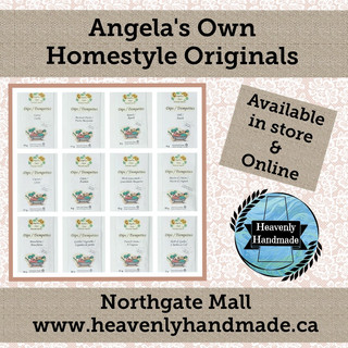 ANGELA'S OWN HOMESTYLES ORIGINALS