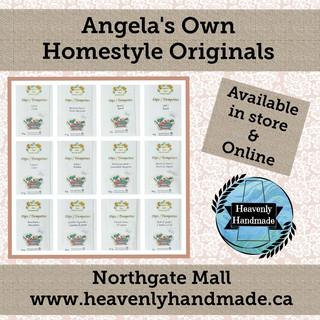 ANGELA'S OWN HOMESTYLES ORIGINALS