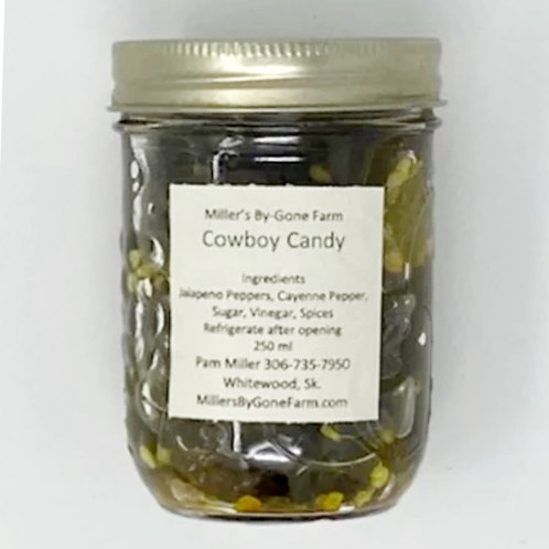 COWBOY CANDY by Miller's By-Gone Farm