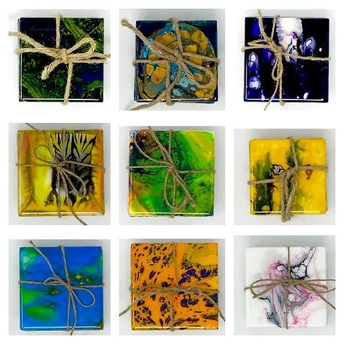 COASTERS by Louise Fedirko
