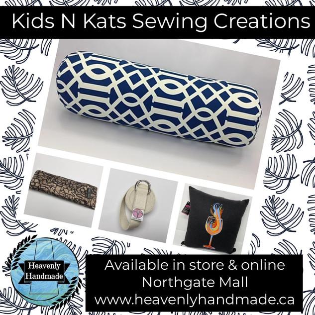 KIDS N KATS SEWING CREATIONS