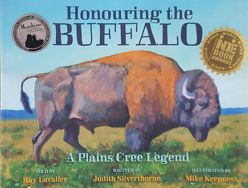 HONOURING THE BUFFALO by Judith Silverthorne