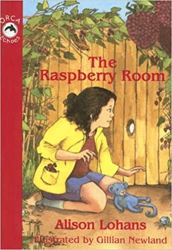 THE RASPBERRY ROOM by Alison Lohans