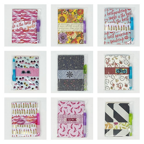 WALLET MEMO PADS by Birch Swing Collection