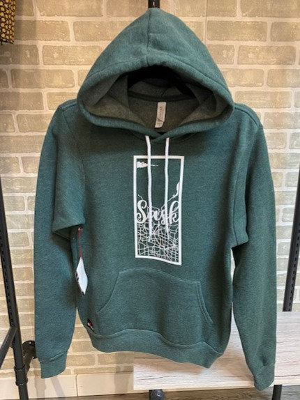 ADULT SASK HOODIE by Red Door Craftworks