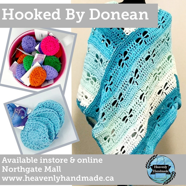 HOOKED BY DONEAN