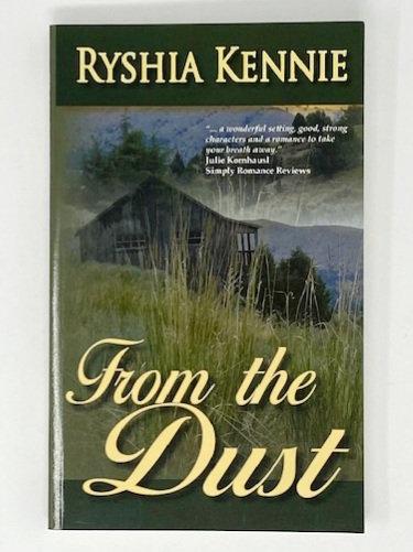 FROM THE DUST by Ryshia Kennie