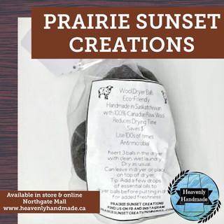 PRAIRIE SUNET CREATIONS