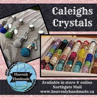 CALEIGHS CRYSTALS