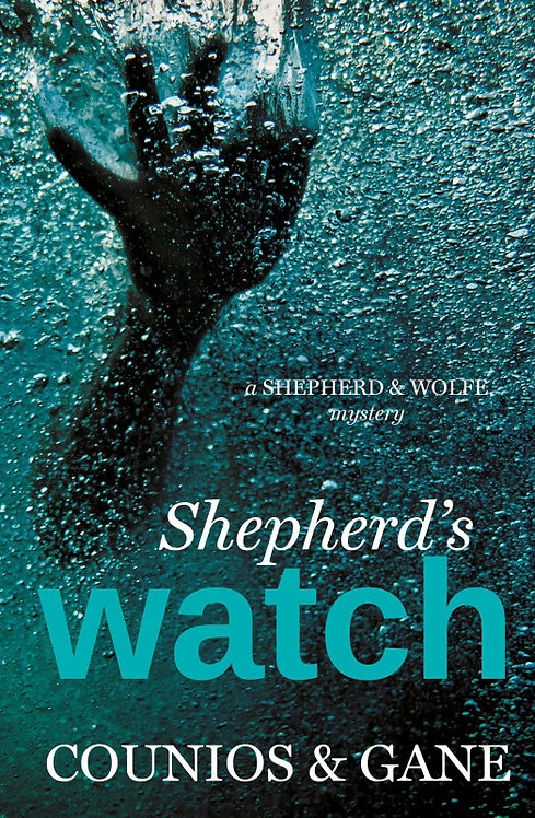 SHEPHERD'S WATCH by Angie Counios & David Gane