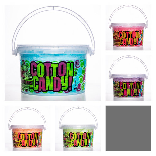 COTTON CANDY TUBS by Chocolate Moose Fudge Factory