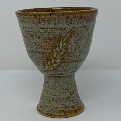 GOBLET by Hippo Pottery