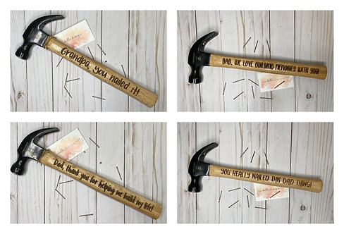 HAMMERS by Belle Designs