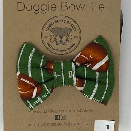 DOGGY BOWTIES (SMALL) by Yummy Bones Bakery