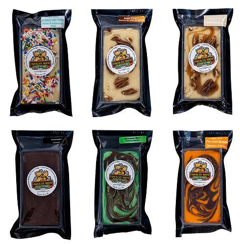 FUDGE by Chocolate Moose Fudge Factory