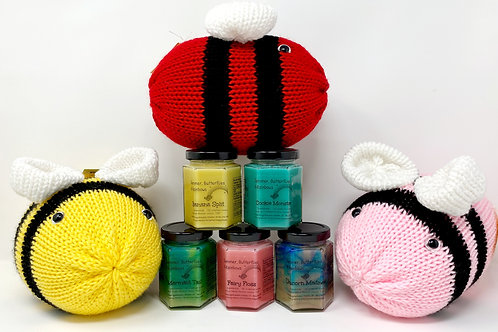 FLAVORED HONEY by GC Honey Bees
