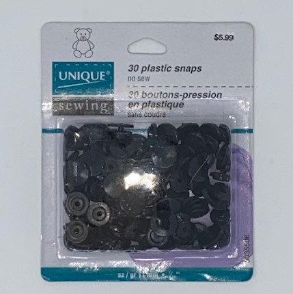 NO SEW PLASTIC SNAPS