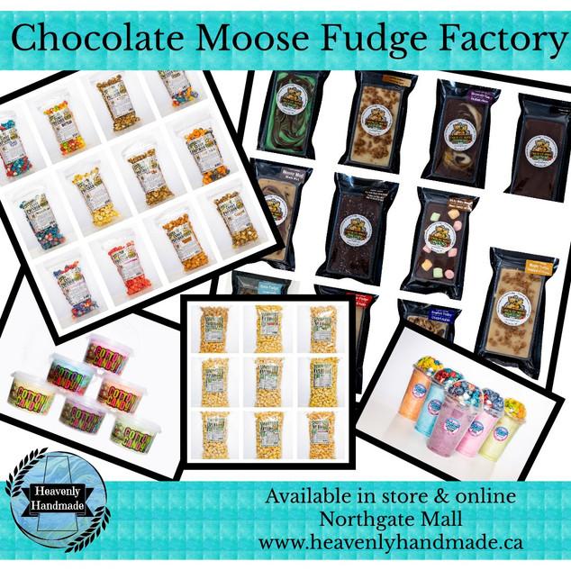 CHOCOLATE MOOSE FUDGE FACTORY