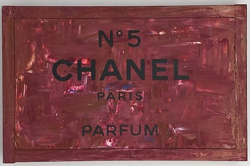 HER PARFUM SIGN by Dusty Road Designs