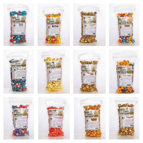 CANDIED POPCORN by Chocolate Moose Fudge Factory