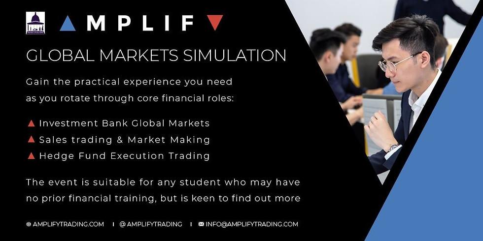 Innovation Series - Amplify Trading Simulation