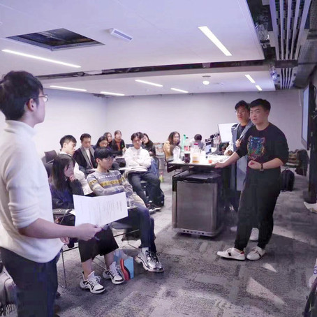 Entrepreneurship Open Course 2 - BP and Pitching