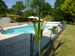 Pool - Piscine from terrace