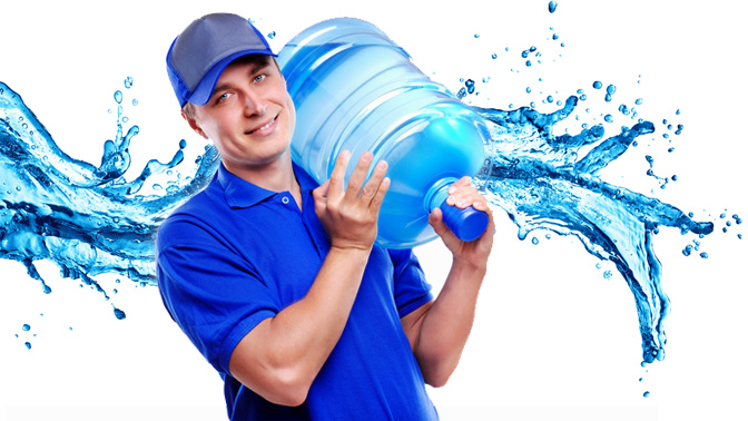 Доставка воды в Сургуте