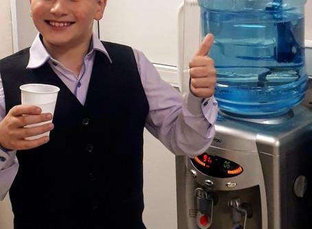 Правильный питьевой режим ребенка- залог успеха и здоровья!!!