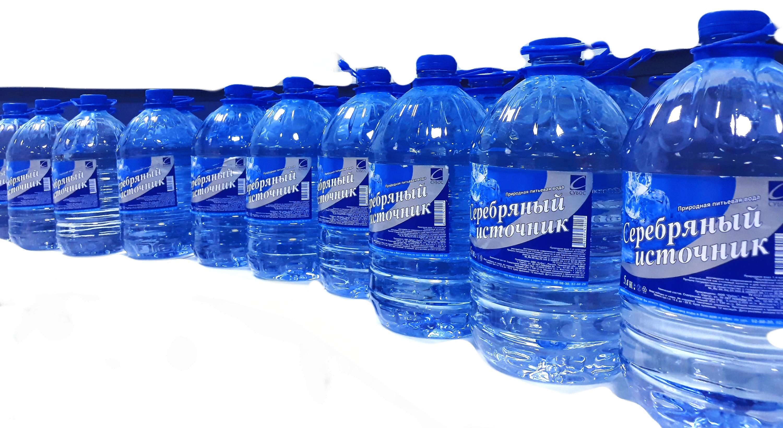 Вода 5л
