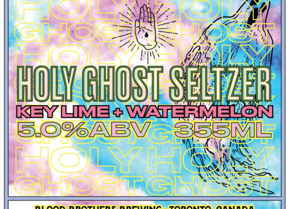 Holy Ghost Key Lime Watermelon