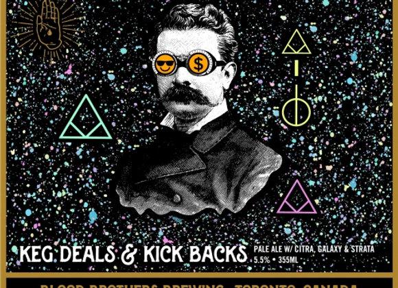 Keg Deals and Kickbacks