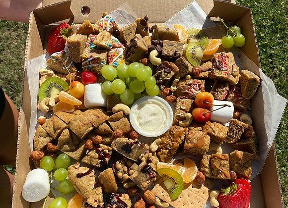 Cookie Charcuterie Board - Sixpack Beers - Giftpack