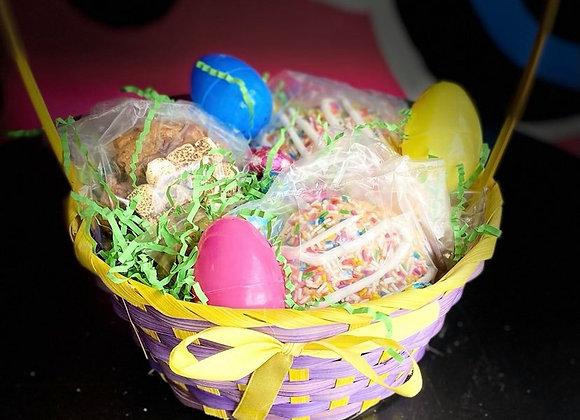 Cookie Easter Basket