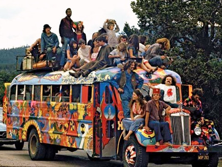 FROM HIPPIE TO MOBOCRACY