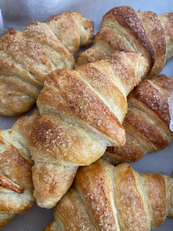 Maple Croissants