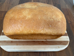 Maple Sandwich Bread