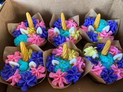 Zoe's Unicorn Cupcakes