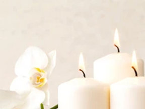 Luxury Downlight Candle