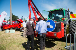 Otago Field Days - Tractor