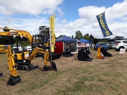 Otago Field Days - Diggers