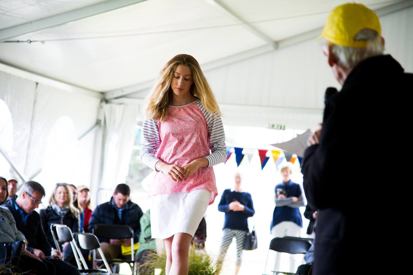 Otago Field Days - Fashion Parade