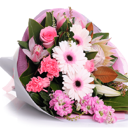 Bouquet Soft & Pretty