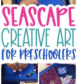 Seascape Activities for Preschoolers