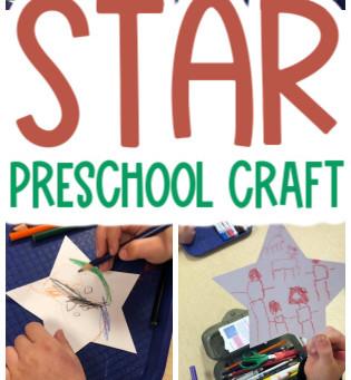 Star Craft for Preschoolers